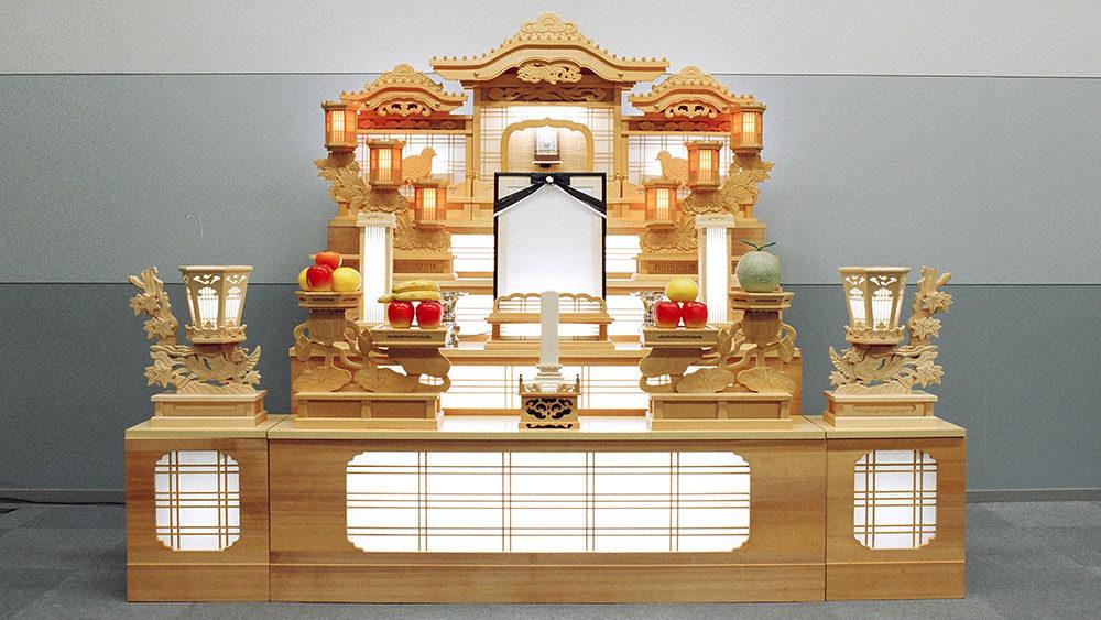 春礼150,000円祭壇